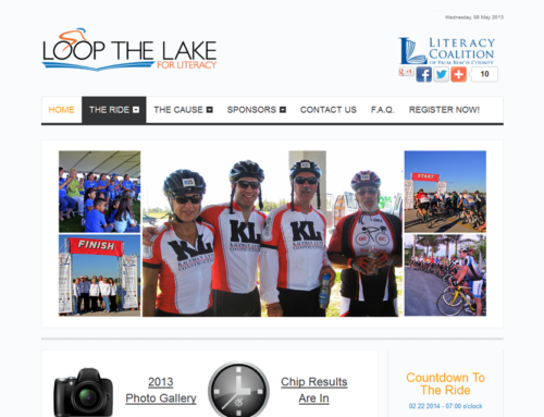 Loop The Lake For Literacy