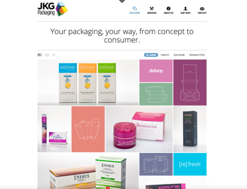 JKG Packaging